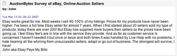 20070313 John aka Ebay Pays My Bills