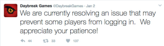 Daybreak Games 20170102