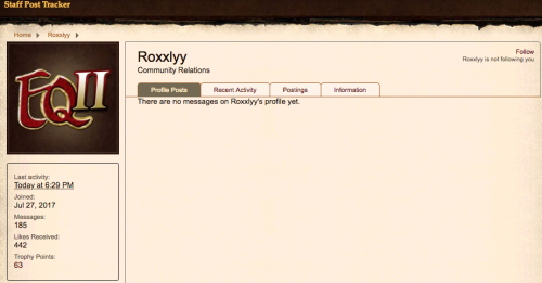 Roxxlyy profile